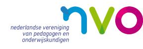 NVO Nederlandse Vereniging voor Onderwijskundigen en Pedagogen